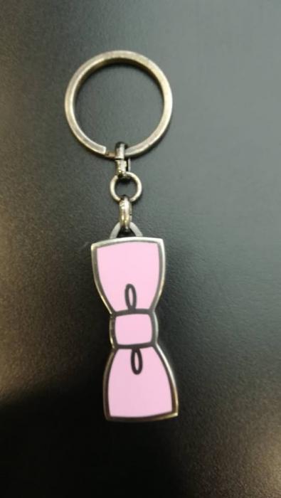 Porte clés nœud Eden park