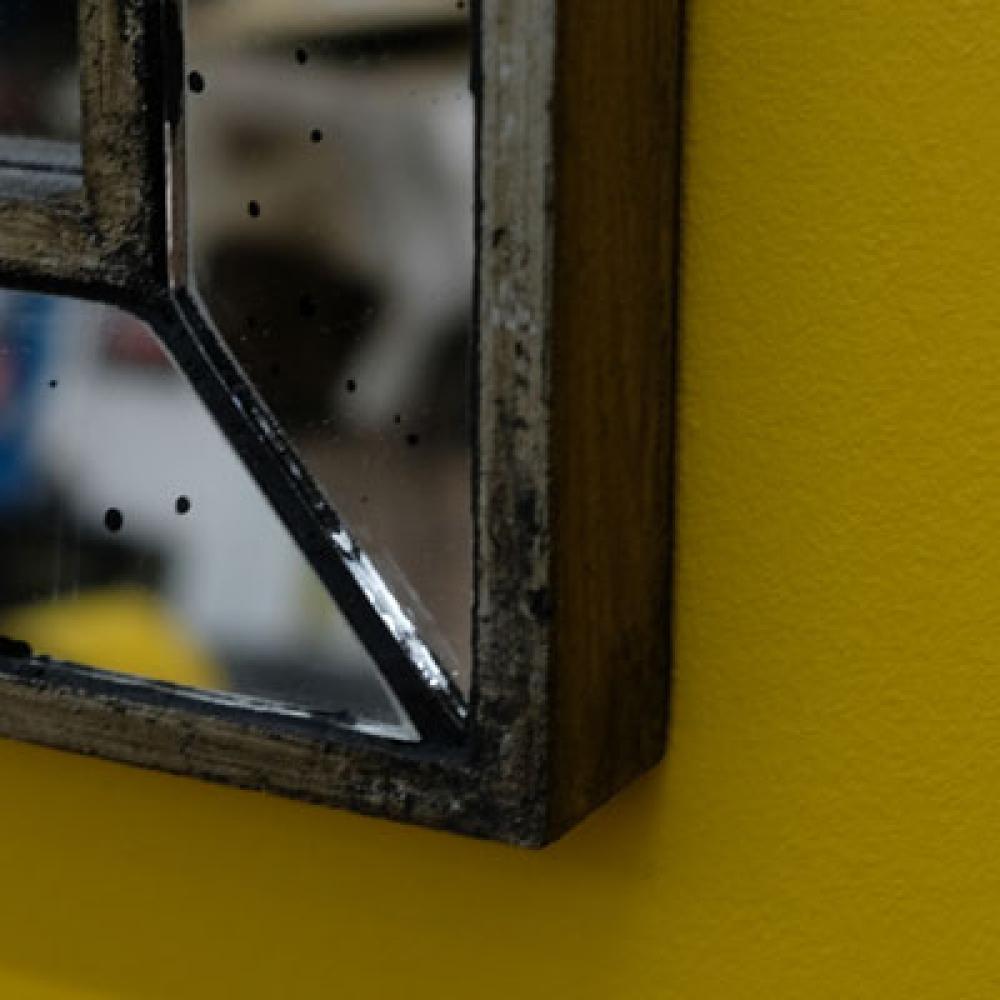 "Miroir rectangulaire \""antique\"""