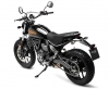 Moto SCRAMBLER  400 Ducati série spéciale #HASHTAG