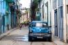 "Cadre \""La Havane\"" 60X90 cm"