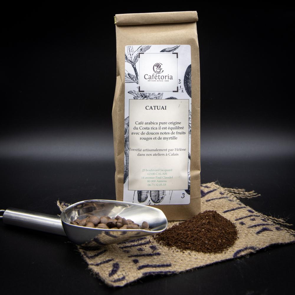 Café Catuai (paquet de 250g)