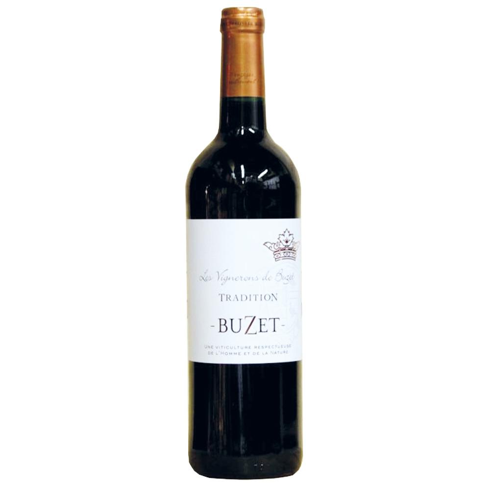 6 bouteilles de Vin BUZET TRADITION AOC
