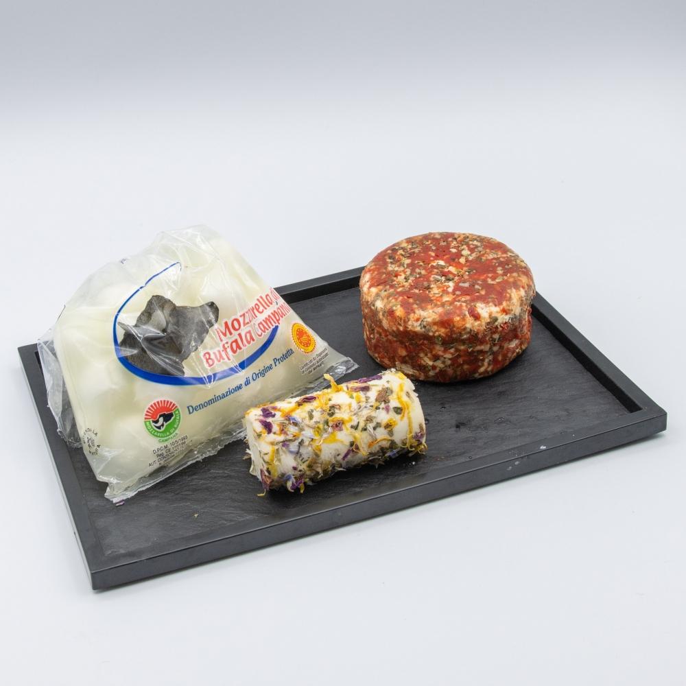"""Pack de fromages \""""Printemps\"""" par Julien Planchon"""