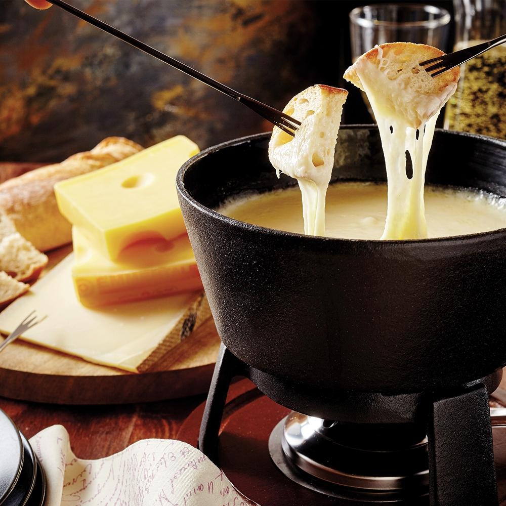 Fromage à fondue Savoyarde pour 4 personnes