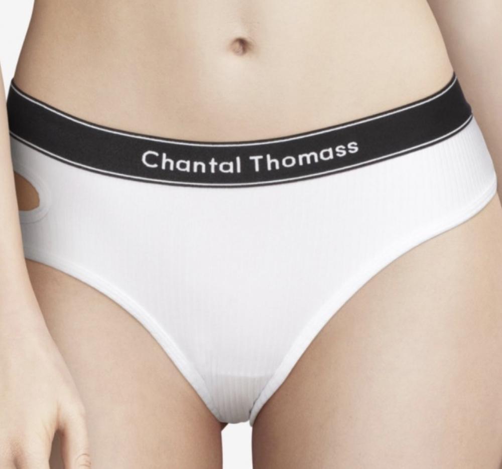 Shorty Chantal Thomass Honoré Blanc