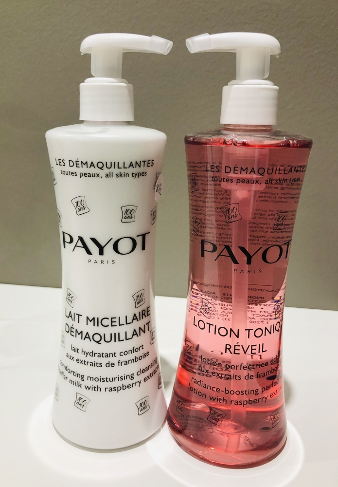 Duo lait/lotion Payot