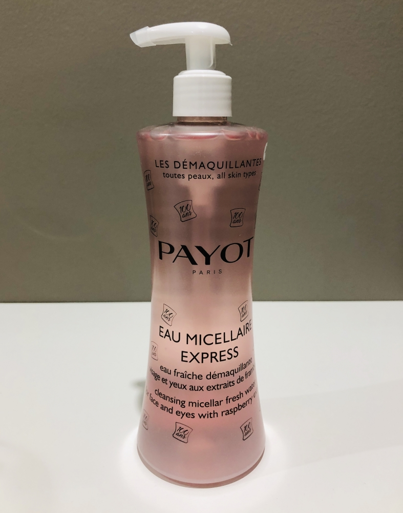 Eau micellaire payot