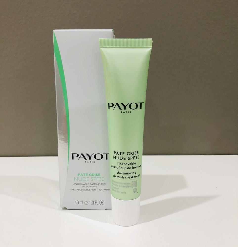 Nude CC cream  SPF30 payot