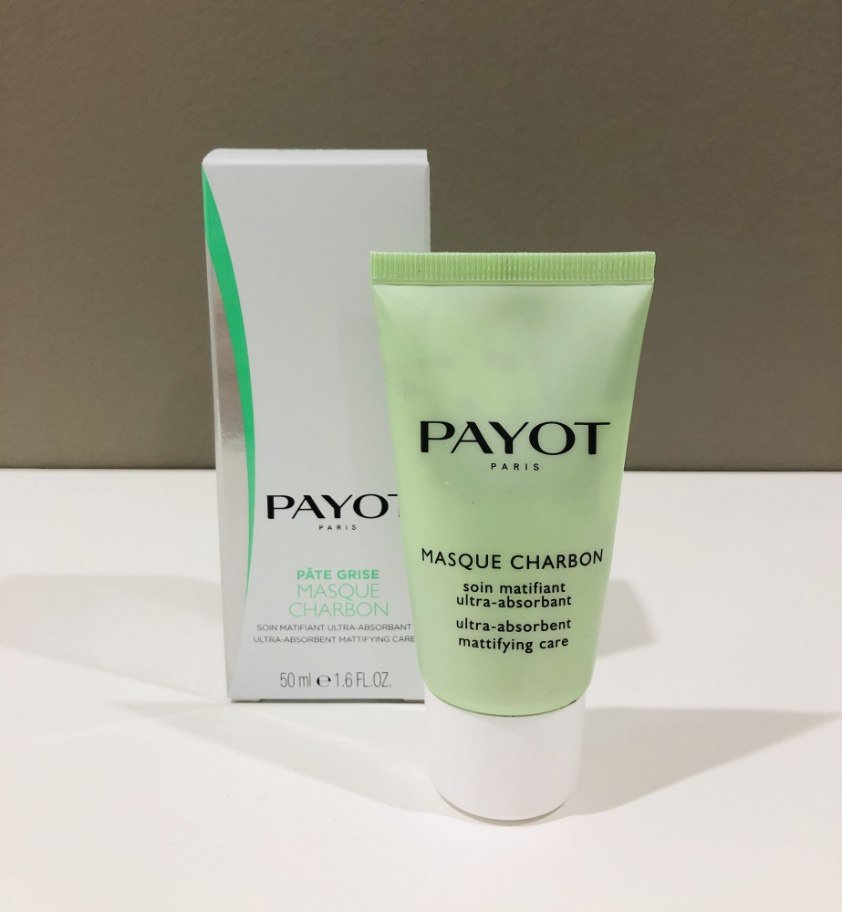 Masque charbon payot