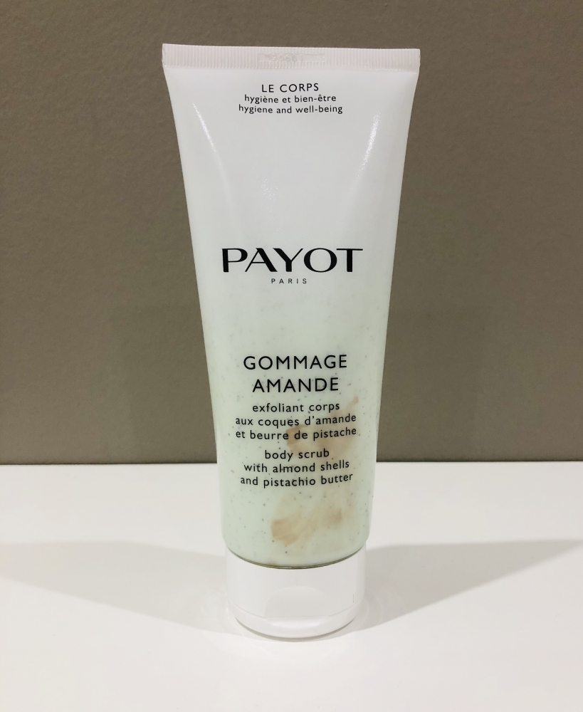 Gommage amande payot
