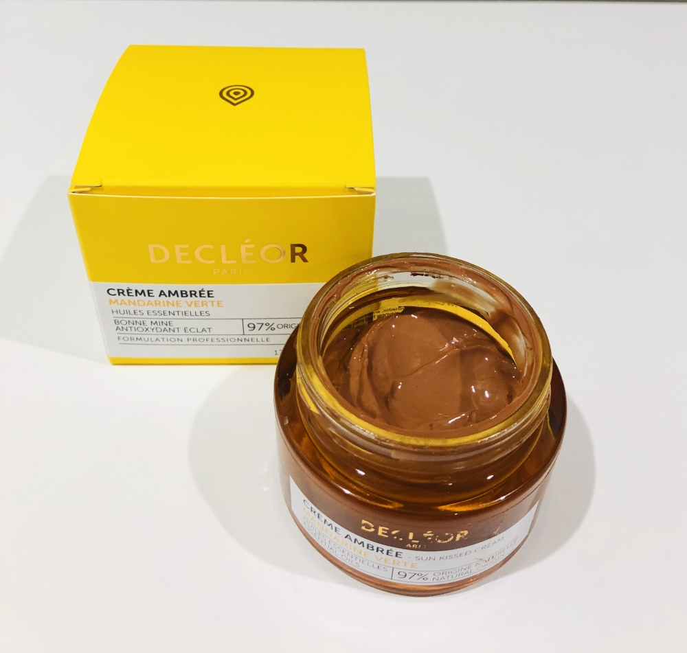 Crème ambrée Decléor