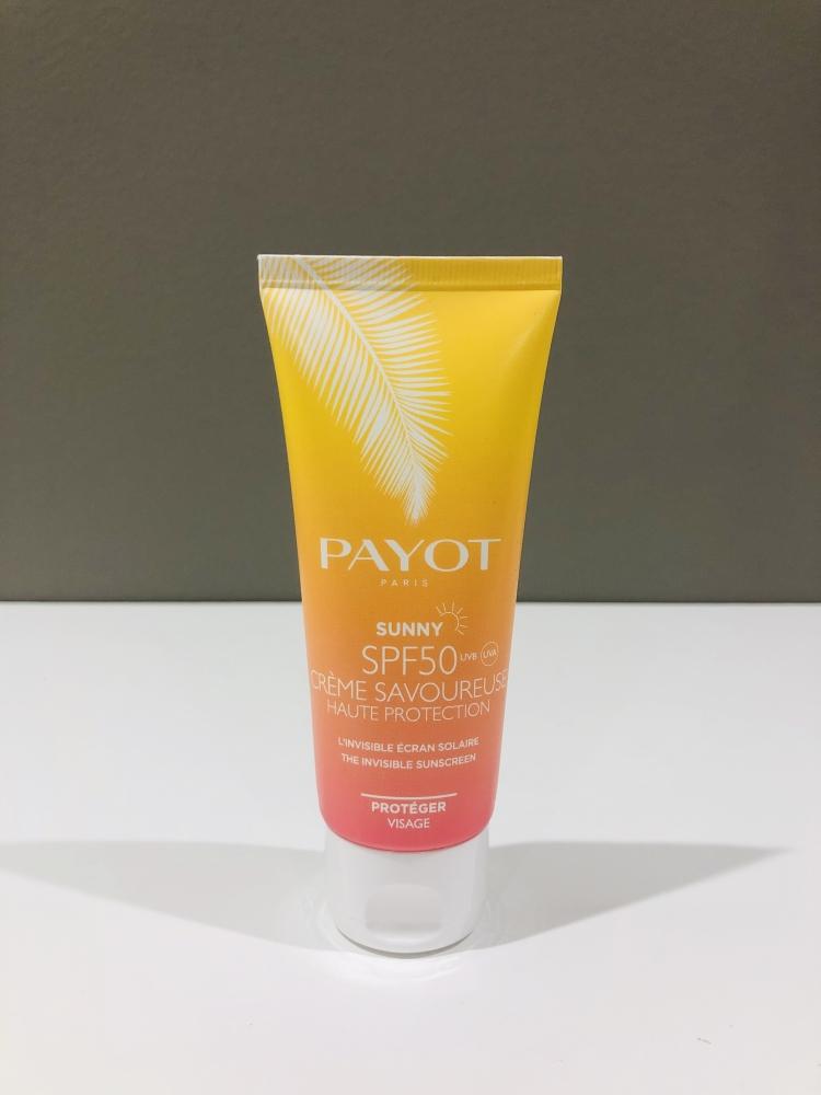 Crème savoureuse SPF 50 Payot