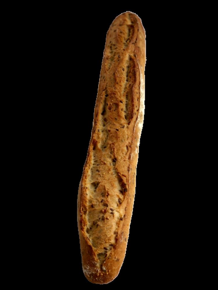 La baguette aux graines