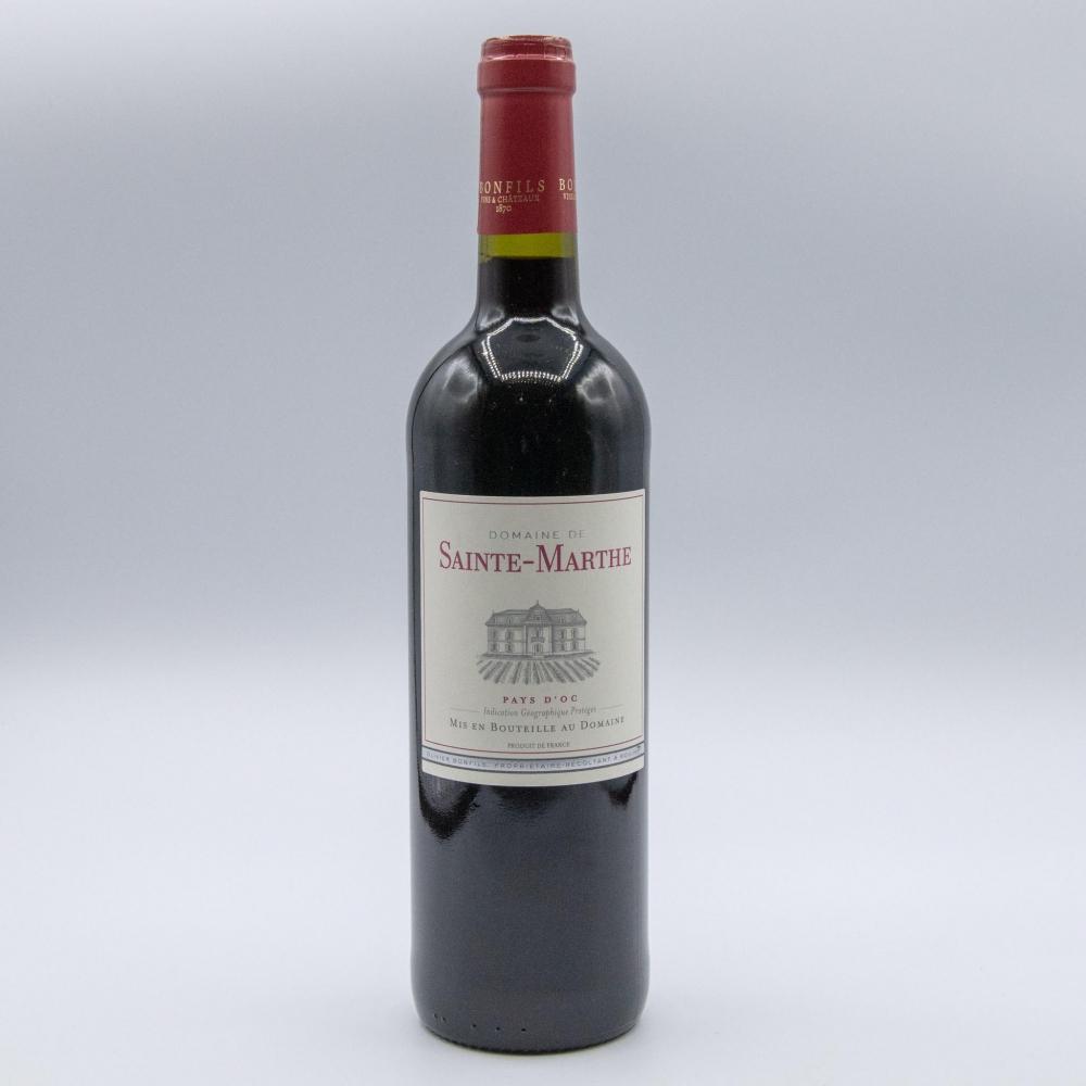 6 bouteilles de Sainte-Marthe rouge générique- 75cl