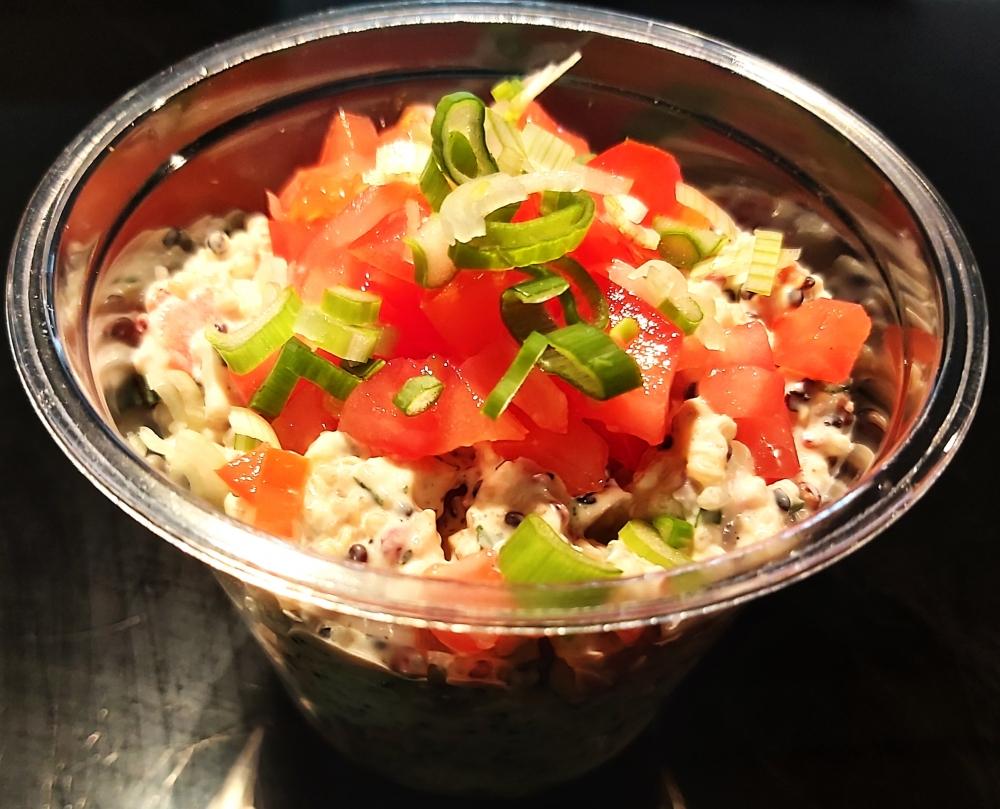 Salade Grains de folie