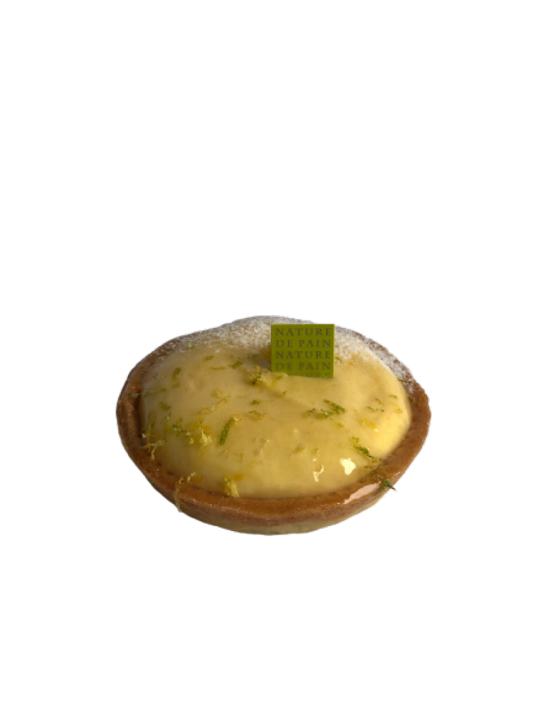 La tartelette citron