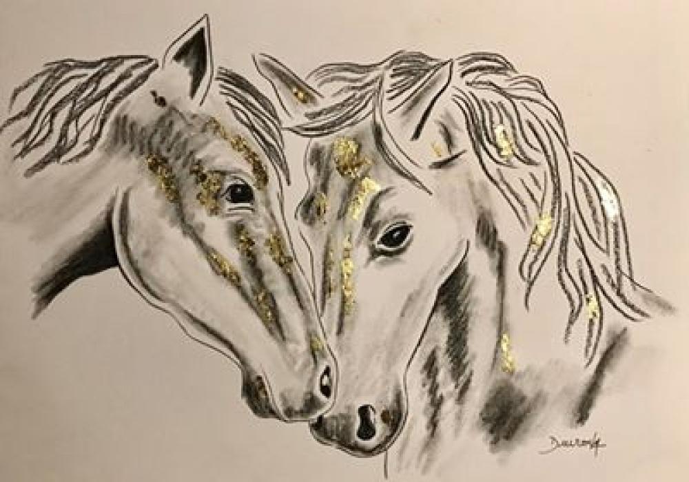 Série Horse Gold