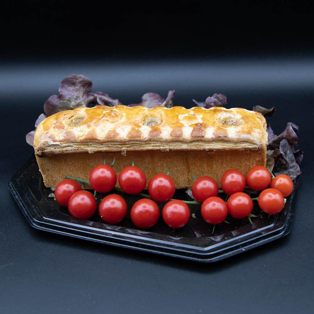 1 paté en croute de canard pour l'apéritif par Philippe Legrand