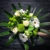 Joli bouquet Blanc du fleuriste