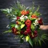 Joli bouquet coloré du fleuriste