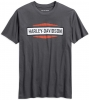T-shirt Stacked Graphic Slim Fit 99078-18VM