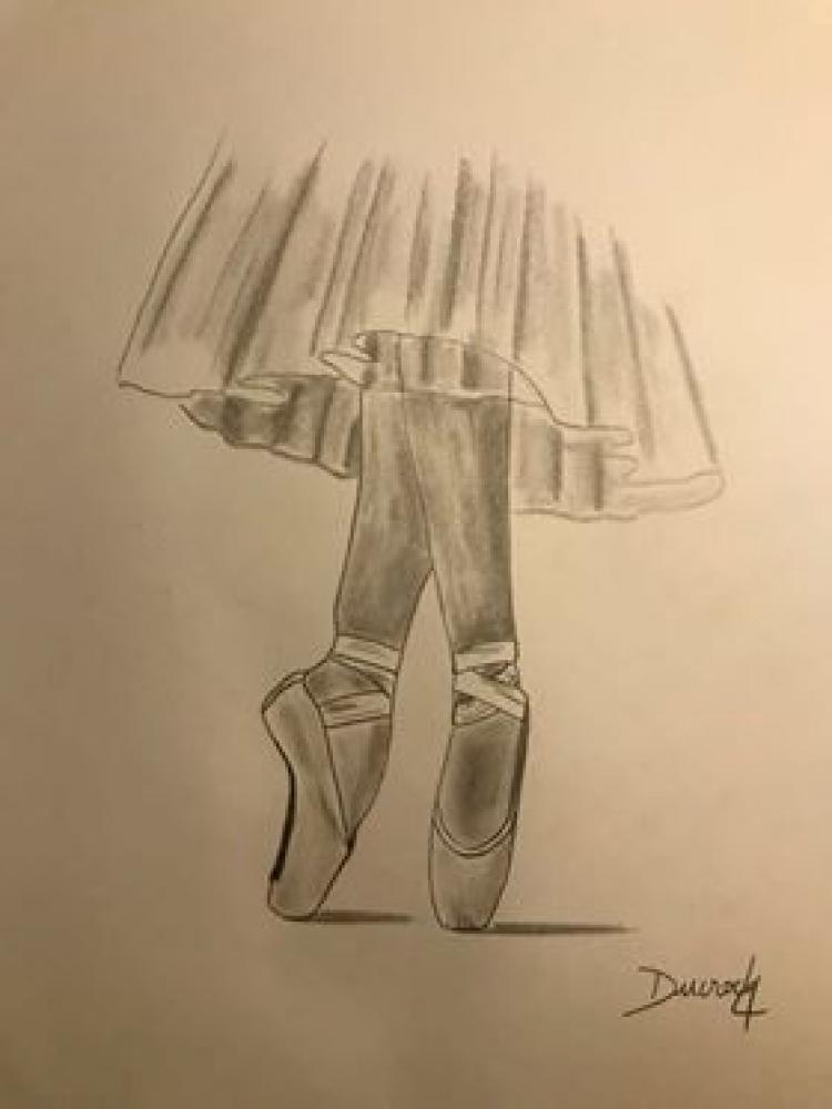 Série les Danseuses