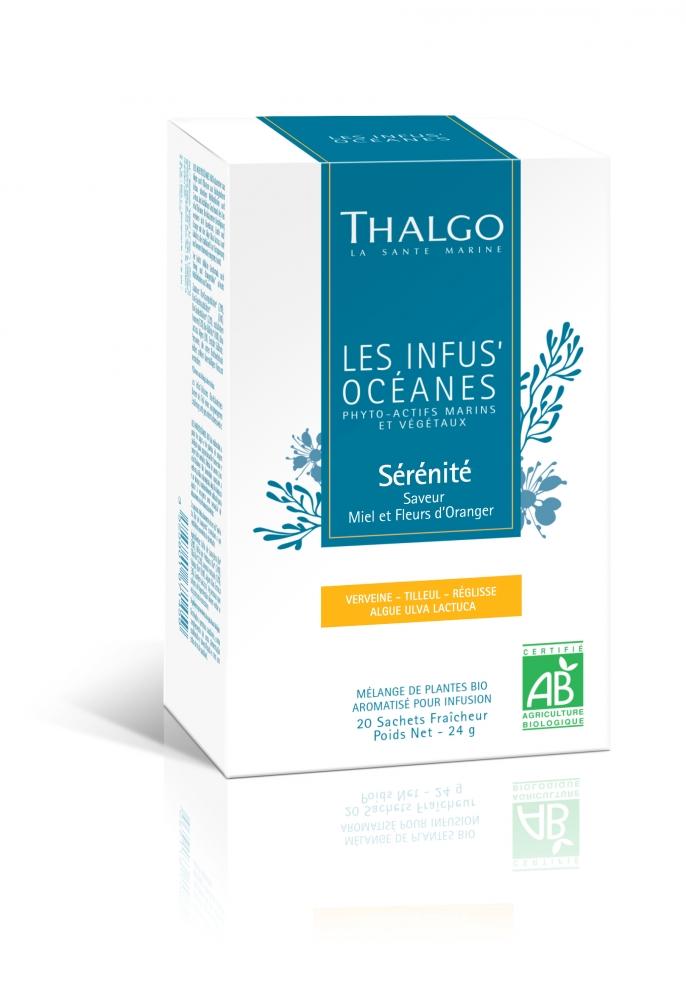 Infus'Océanes BIO Sérénité THALGO (20 sachets)