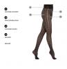 Le Bourget Fashion Bathilde 30 tailles 1/2 ou 3/4