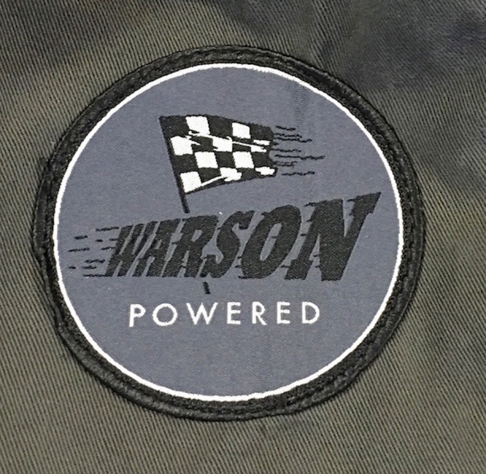 WARSON - Chemise en jeans homme MILITARY kaki - Taille M