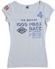 WARSON - T-shirt femme BROOKLANDS SKY bleu - Taille XS