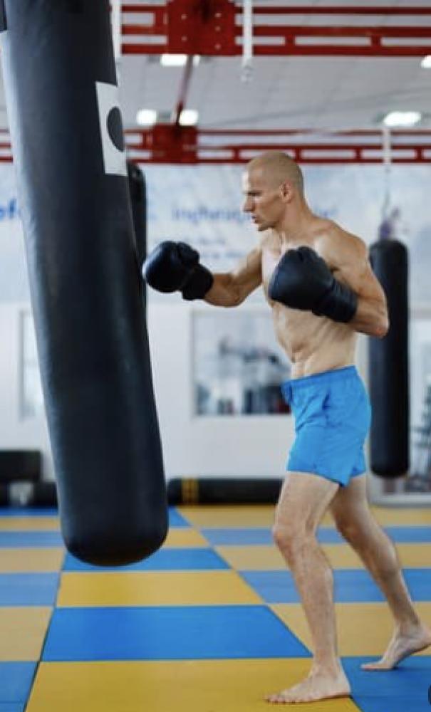 Kick Boxing - K-1 Rules Ados / Adultes