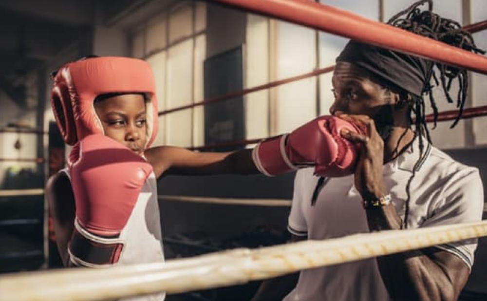 Kick Boxing - K-1 Rules Enfant - 10 ans