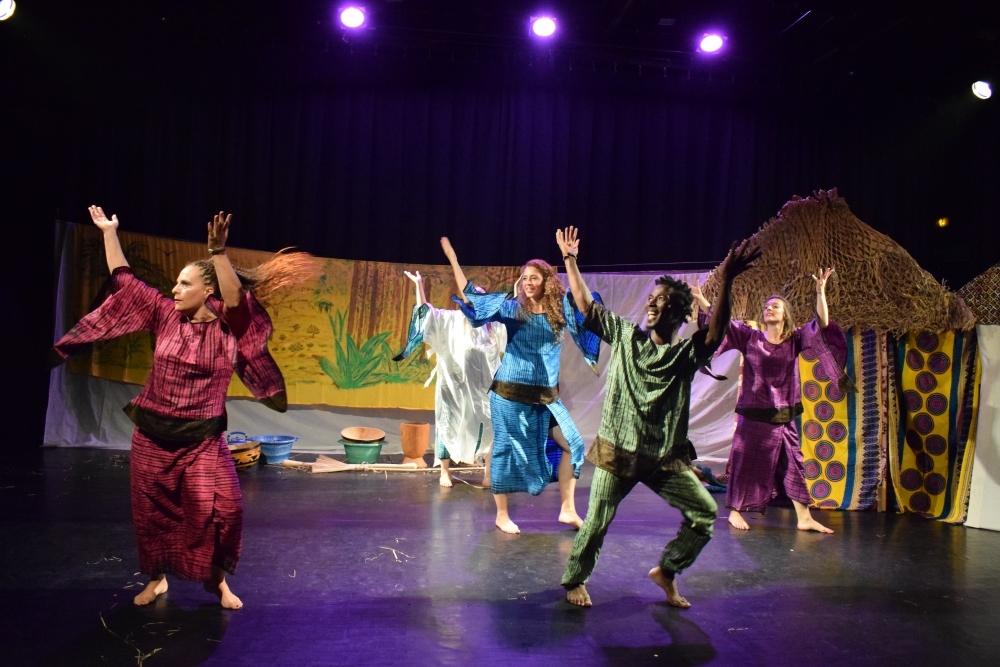 Cours de Danse Africaines