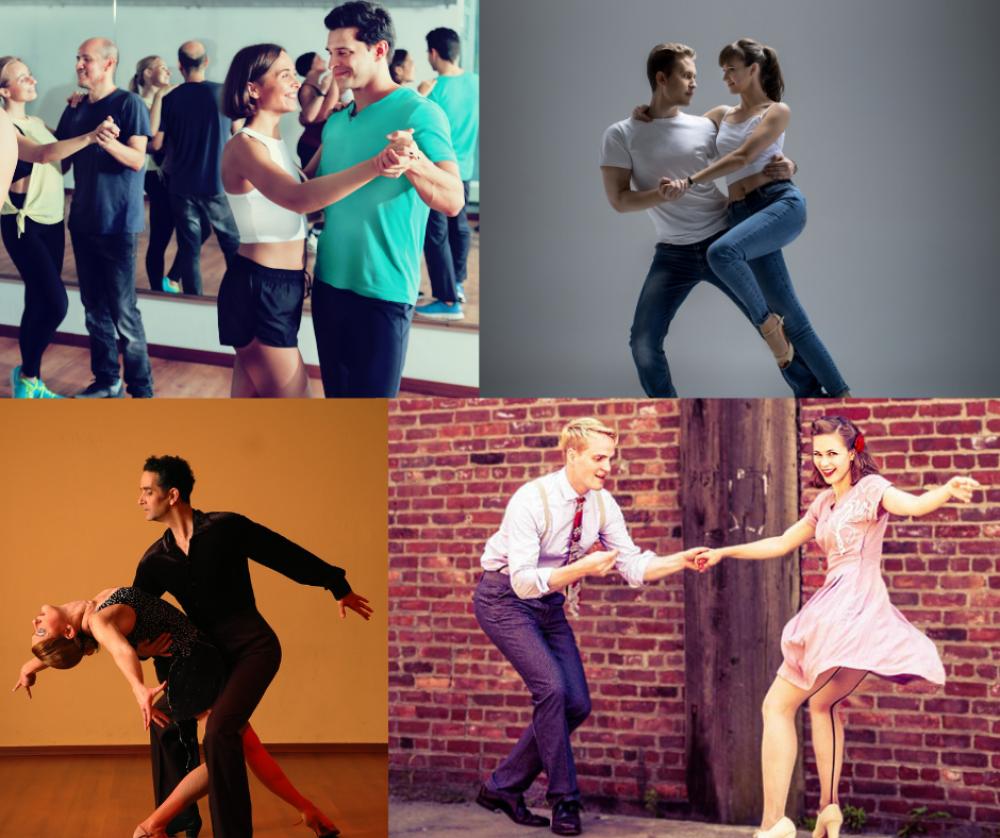 Danse Couple: Rock, Salsa, Lindy Hop, Batchata....... en Illimité sur créneaux libres sur Aix, Gardanne, Fuveau et Luynes