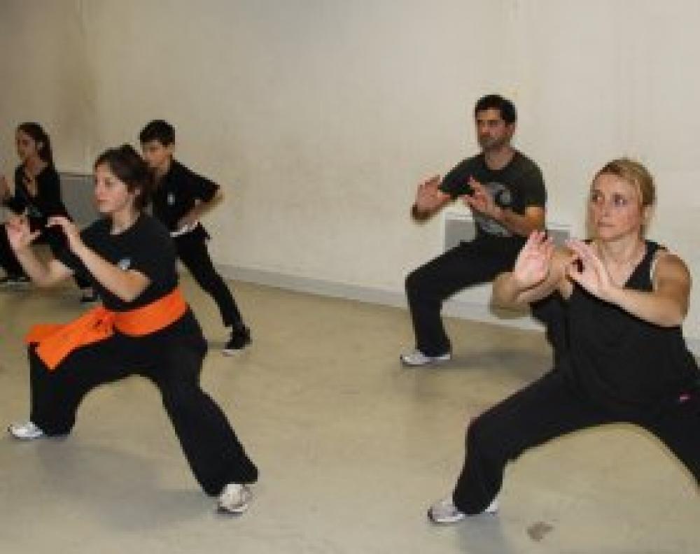 Cours de Kung Fu Adultes