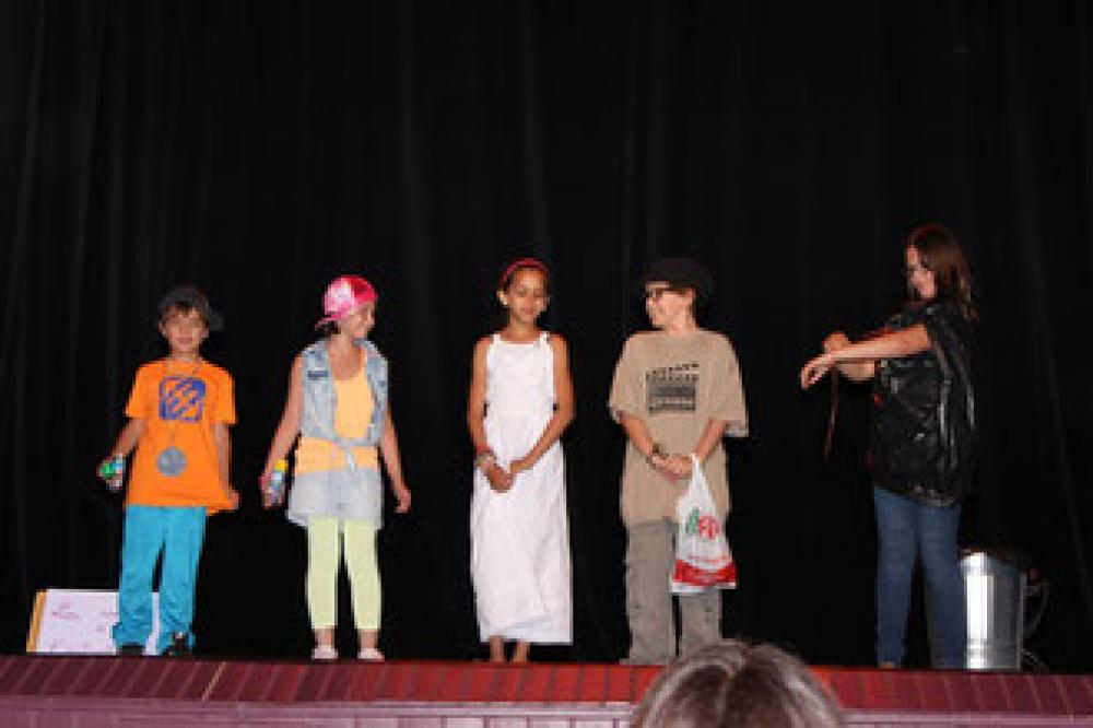 Théâtre enfant 7-12 ans