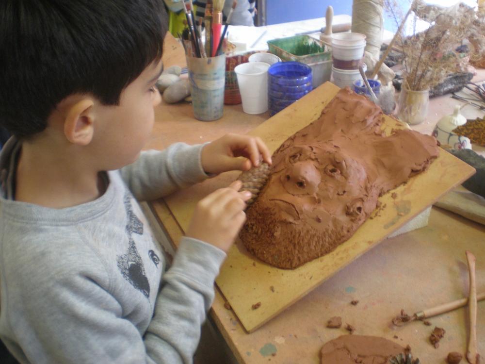 Cours Art Plastique 6 -12 ans (x10)