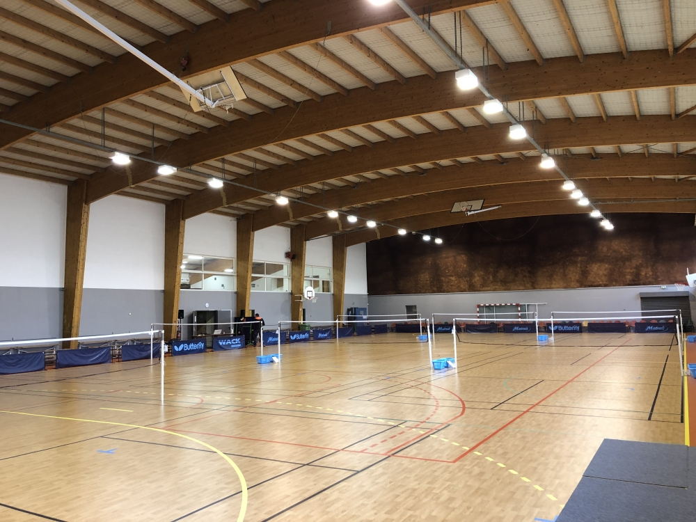 Cours de Badminton  Adultes (x 25)