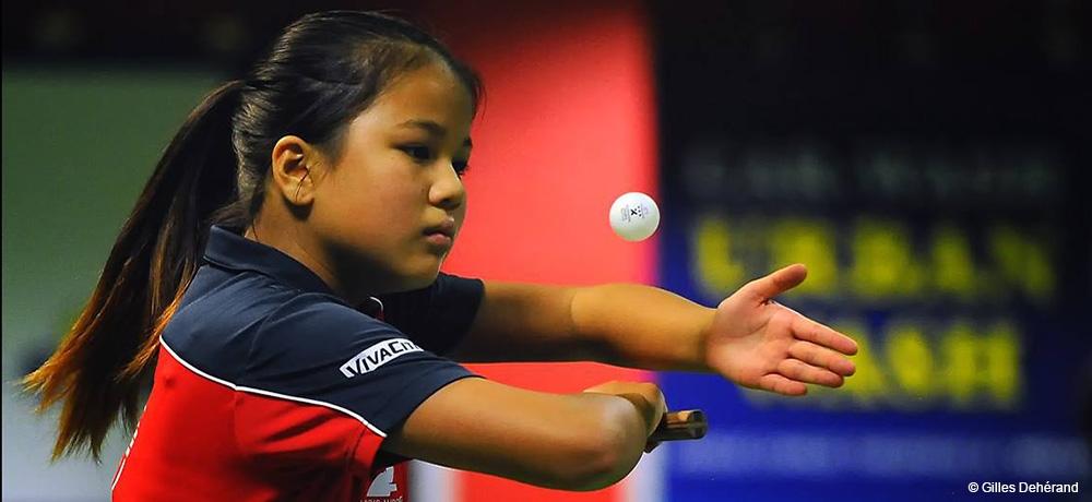 Cours Enfants de Tennis de Table - Débutant / Intermédiaire - 8-15 ans
