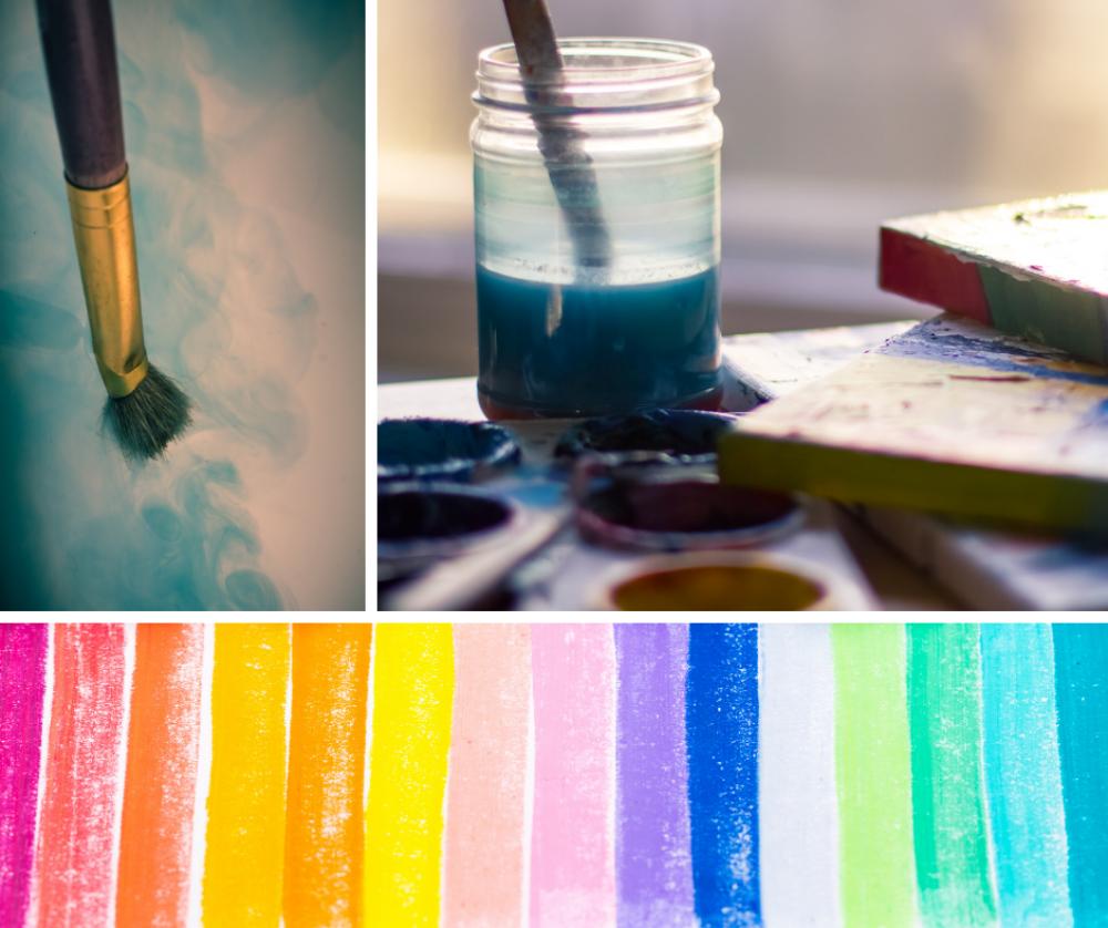Atelier Pastel + Huile + Aquarelle - Enfants/Adolescents (x16)