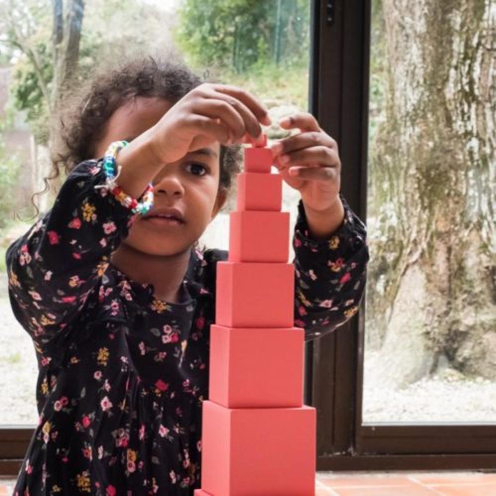 Atelier Vacances Montessori