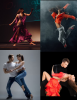 Danse solo/couple : Bachata, Orientale, Zumba, Salsa