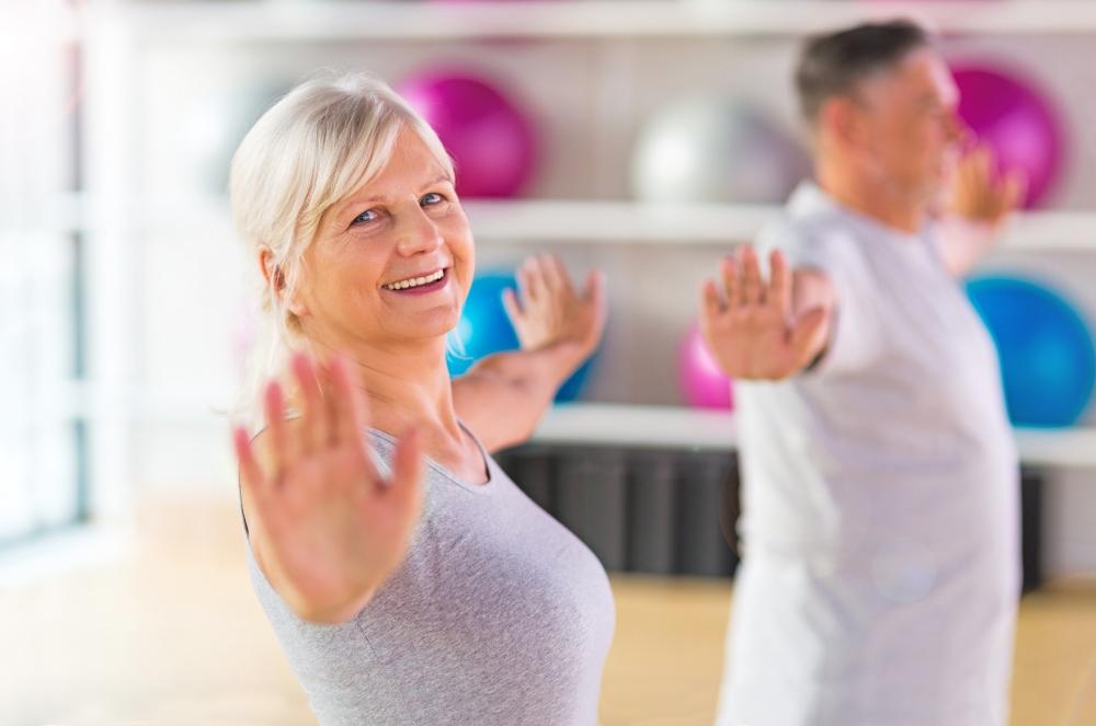 Gymnastique Adultes/Seniors 1h/semaine (2h ou 3h)
