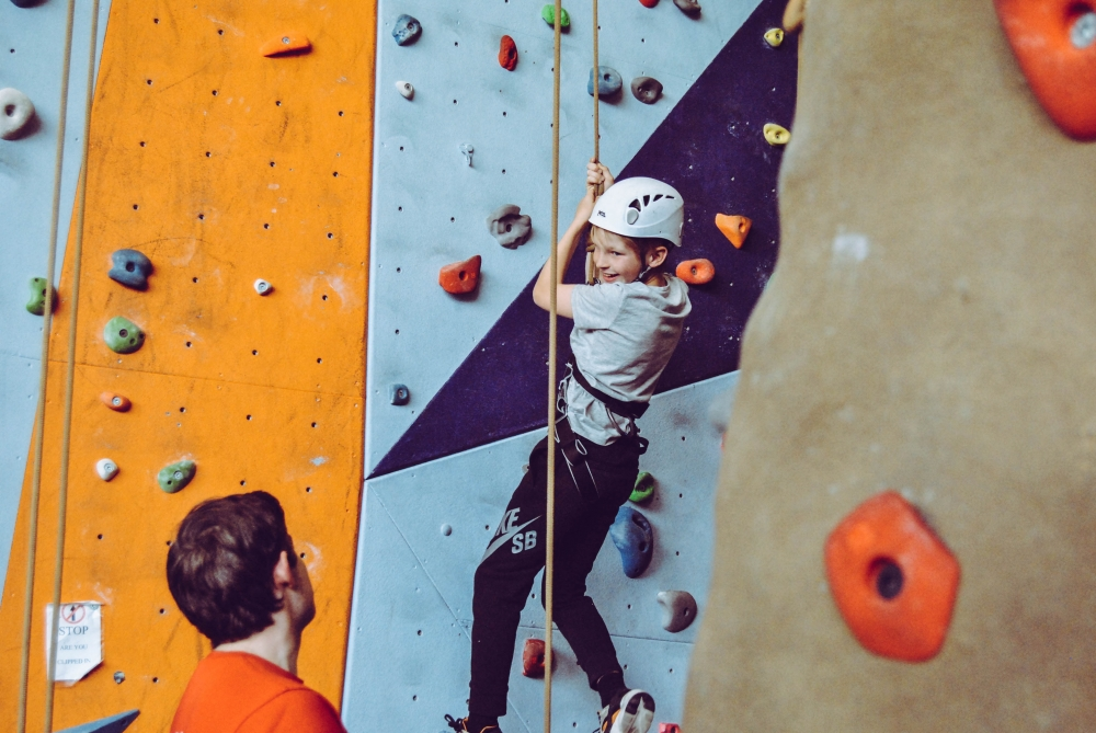 Cours d'escalade Enfant 4-5 ans