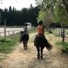 Cours d'Équitation Enfants (x10) - 3 mois