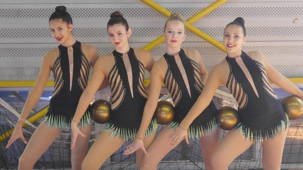 Gymnastique Rythmique 7-9ans