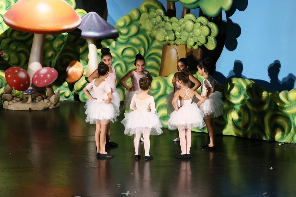 Trimestre Éveil à la Danse 4-6ans