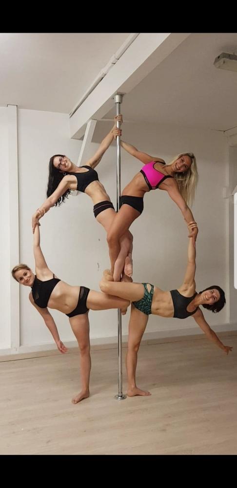 Pole Dance 1 cours /sem