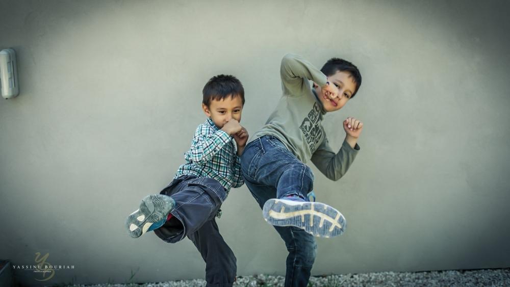 YOSEIKAN BUDO enfants 4-15ans