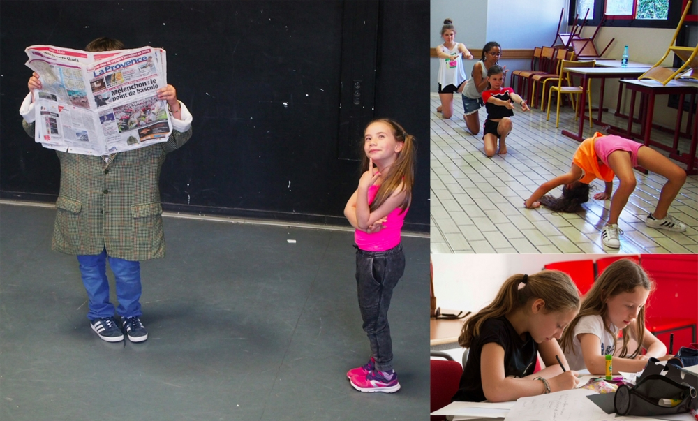 Trios artistiques Enfants 7-14ans (Toussaint)